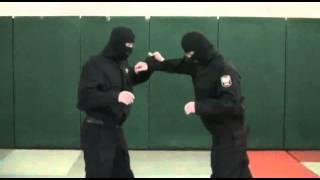 ОМОН. Видео рубрика по самообороне и боевому самбо. Урок 13.