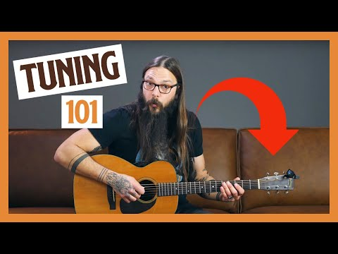 How To Tune A Guitar [For Beginners]