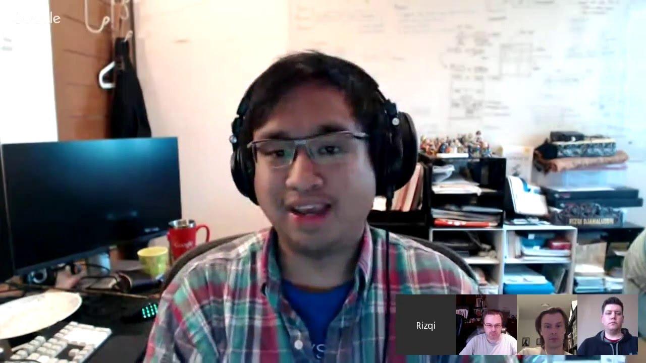 LaraChat Live - Episode 3
