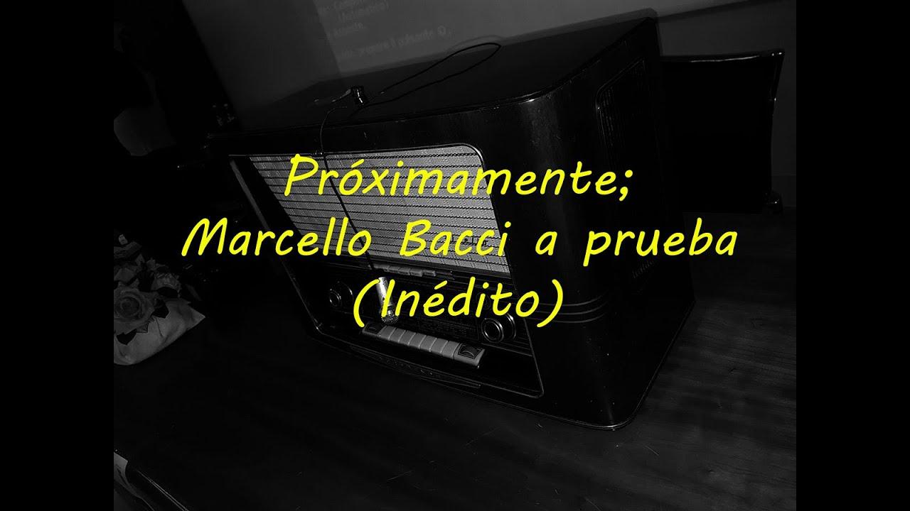 Marcello Bacci - Investigación 2004 - Próximamente...