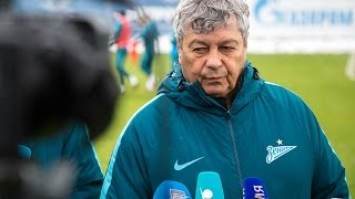 ЦСКА — «Зенит»: брифинг и открытая тренировка