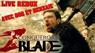 (Sponso) CONQUEROR'S BLADE - Monjoie à Saint-Denis (ft Bob Lennon & Benzaie & jehal)
