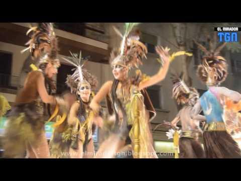 Rua d'Artesania 2017 del Carnaval de Tarragona