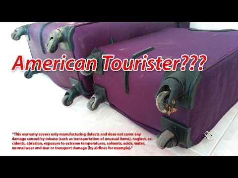 Why You Shouldn't Buy American Tourister Bags (eng Subs)