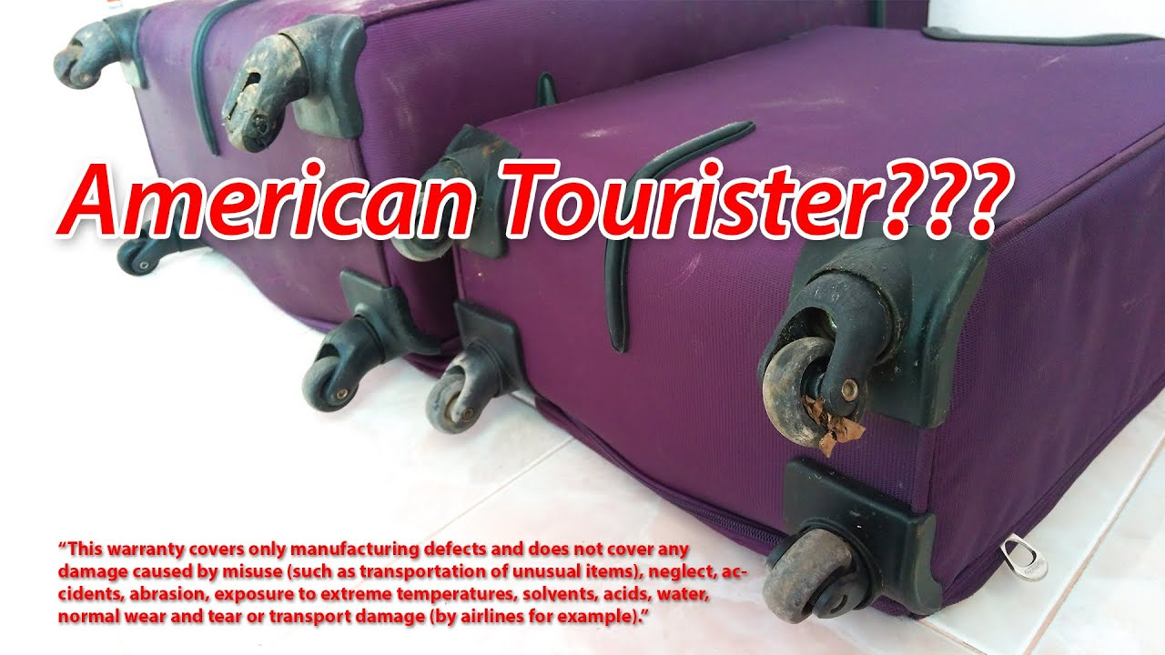 Why you shouldn't buy American Tourister <b>Bags</b> (eng subs) - YouTube
