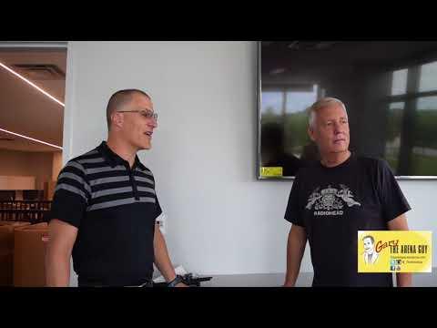 Exclusive Tour Of The Schottenstein Center Renovation!