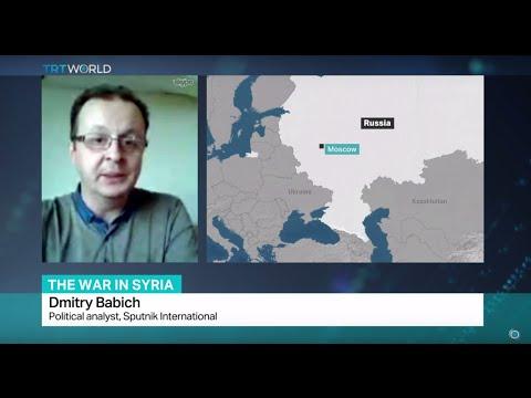 The War In Syria: Interview With Dmitry Babich From Sputnik International
