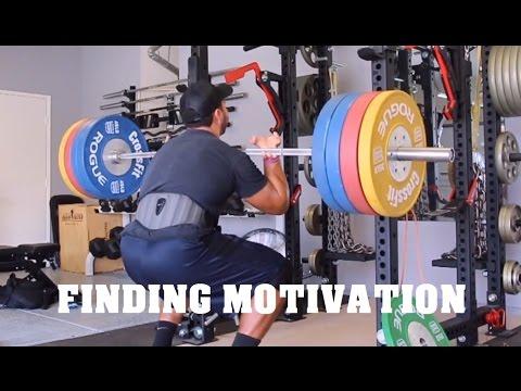 Finding motivation garage gym athlete youtube