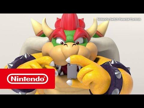 La Nintendo Switch - Contrôle parental
