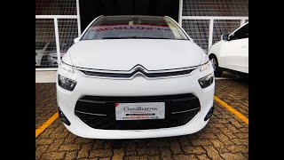 CITROEN C4 PICASSO INTENSIVE 1.6 16V TURBO AUTOMATICO 2016