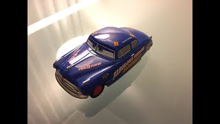 Disney Cars Disney Store Fabulous Hudson Hornet Review