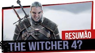Resumão - The Witcher 4, Maradona processa Konami, Jessica Nigri e muito mais!