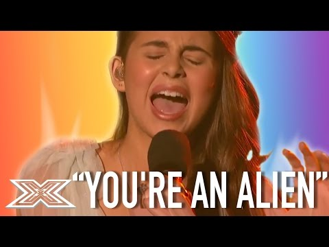 "Carly Rose Sonenclar: ""Somewhere Over the Rainbow"""
