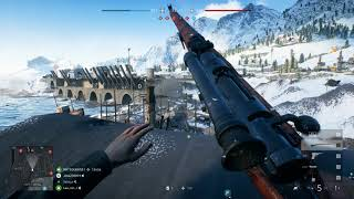 Battlefield 5: Conquest Gamęplay (No Commentary) J AKA