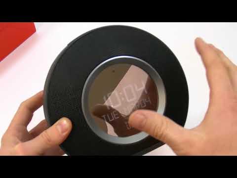 Presentazione Radio Sveglia JBL Horizon con speaker bluetooth e LED ambientale