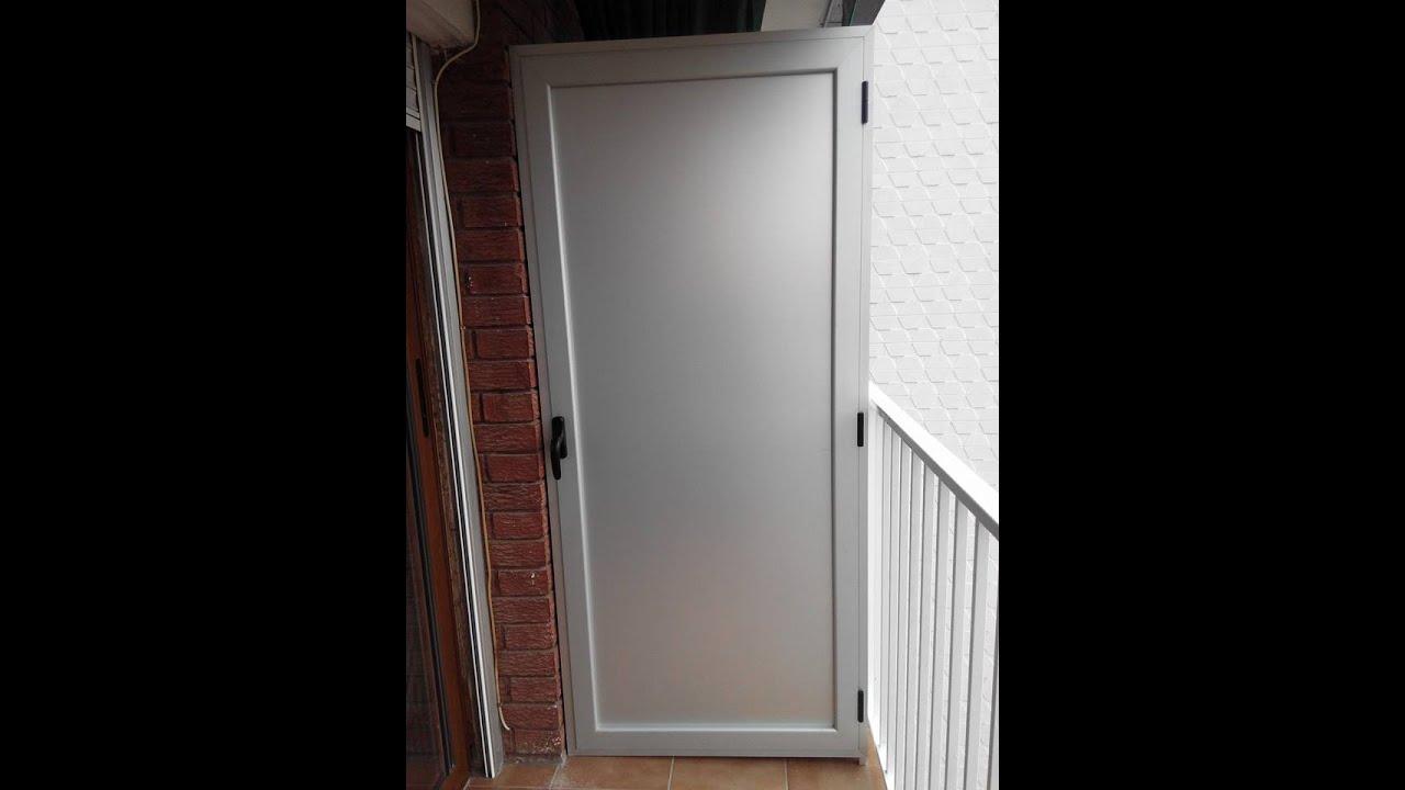 Armario de aluminio youtube for Armarios de 4 puertas baratos
