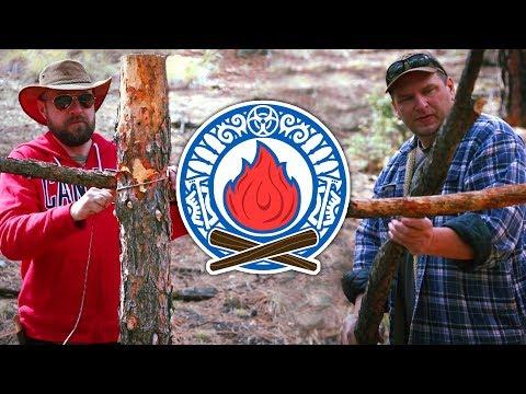 Desert Forest Survival Camp - Day 1