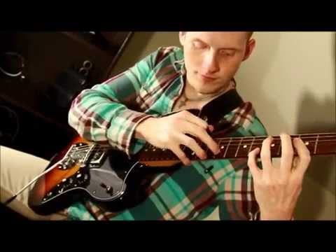 A Skylit Drive - Wires (And the Concept of Breathing) Guitar Audition
