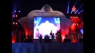 4th ASEAN SCOUT JAMBOREE IN THAILAND 2013 - VIETNAM CONTINGENT PART2
