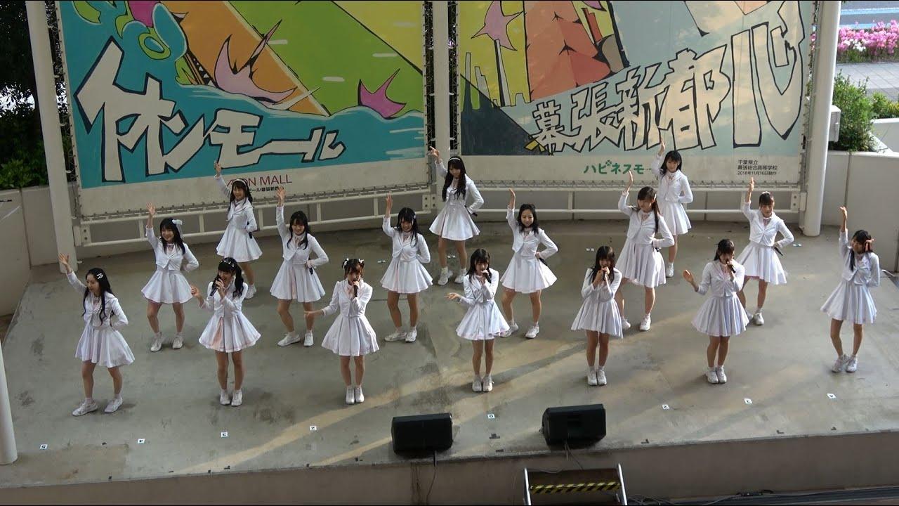 2021/4/25 スリジエ イオンモール幕張新都心(Gran☆Ciel/スリジエ 2マンイベント)