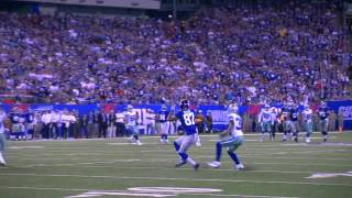 Giants Lose to Cowboys in Season Opener 2012 - BronxNet Sports