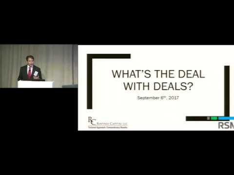 Sept 6 2017 Ravinia Capital Whats the Deal with Deals CH