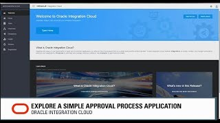 Explore a Simple Approval Process Application video thumbnail
