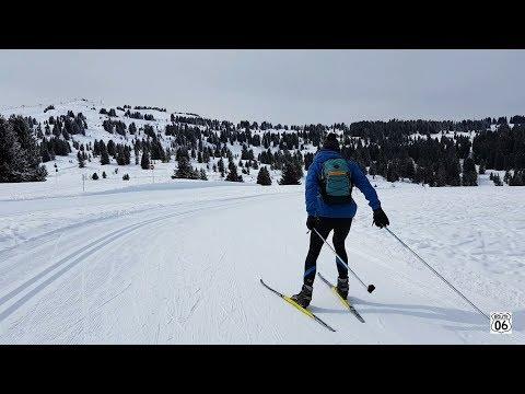 Domaine Nordique Olympique / Nordic Skiing - Les Saisies, Savoie, FRANCE - 2018