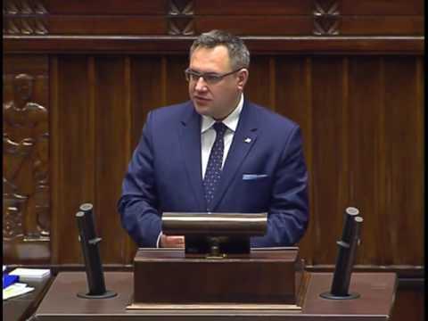 Mirosław Suchoń  – wystąpienie z 13 grudnia 2016 r.