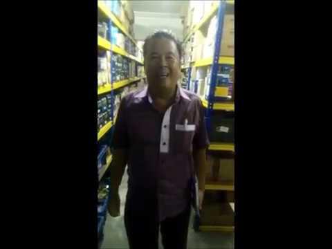 Mr Lim - TTF Customer Review for Boltless Racking System