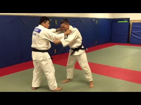 Judo tactics part 1 (Right vs Right)