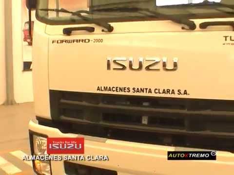 ISUZU forward 2000 Almacenes Santa Clara Arequipa