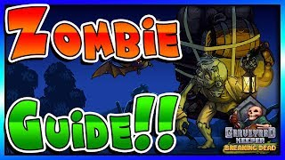 Zom-B-Matic!! Guide to Zombie Army!! - Graveyard Keeper Breaking Dead