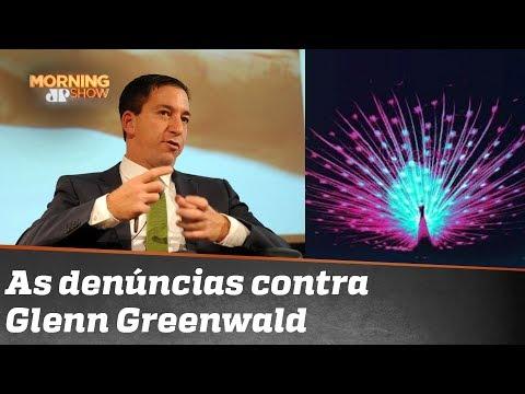 PavaoMisterioso: perfil com denúncia contra Glenn Greenwald agita internet