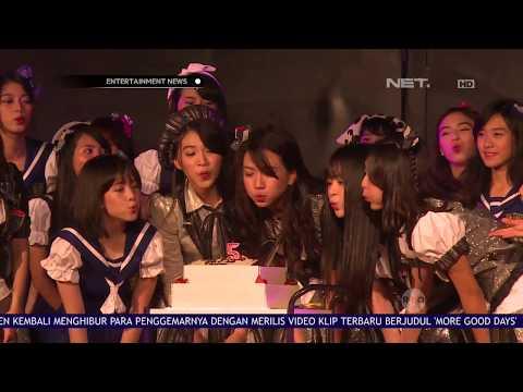Intip Keseruan Perayaan Ulang Tahun Teater JKT48 Yang Kelima