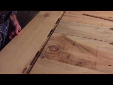 Mortise And Tenon Joint On Breadboard Ends   YouTube