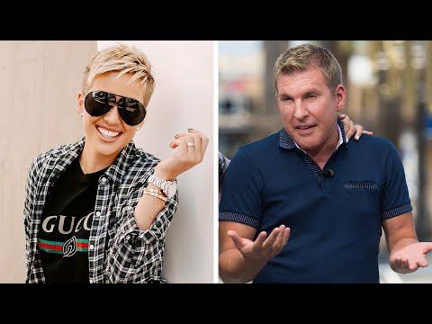 Savannah Chrisley's New Bold Pixie Haircut Leaves Dad Todd Chrisley 'Concerned'