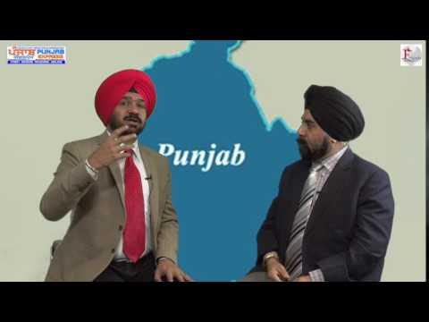 RuBru  Prof. Nirmal Jaura in Conversation with Rajwant SinghPunjab Express Australia