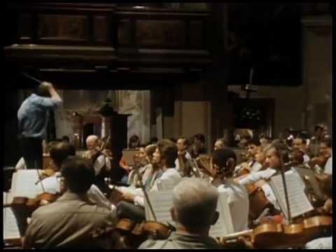 Lux Aeterna: Claudio Abbado in Rehearsal