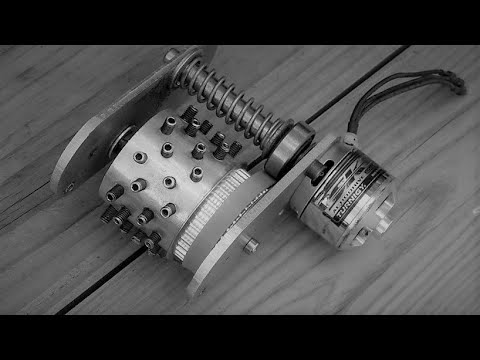 Homemade electric bike solex like 30km/h