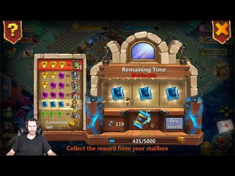 Slot Machine On Johnnys Account Looking For The Goods Castle Clash
