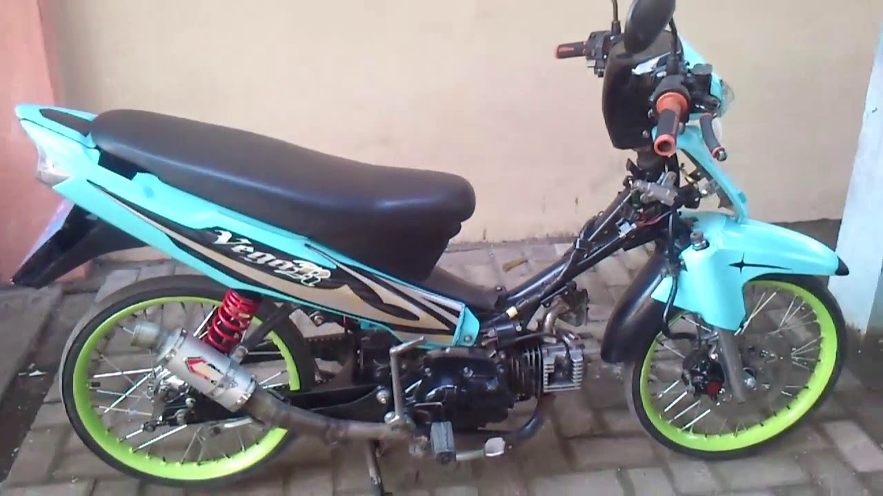 Modifikasi Yamaha New Vega R