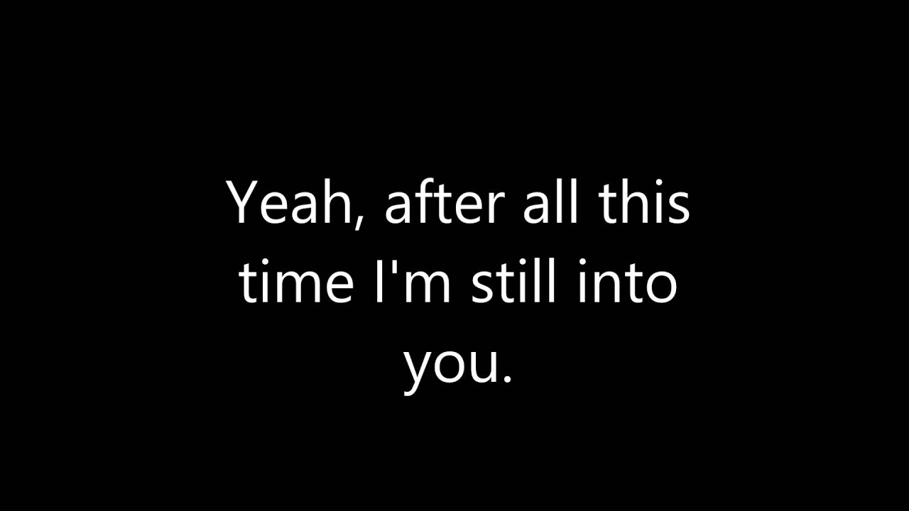 Still Into You Paramore Lyrics