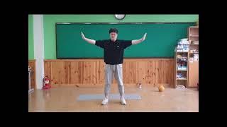 4.9일(금) 4학년 체육원격수업자료1