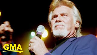 Country music icon Kenny Rogers dead at 81 l GMA