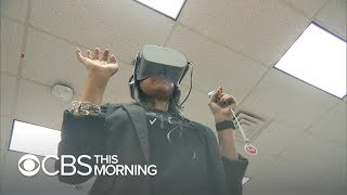 Virtual reality training immerses employees in dangerous scenarios