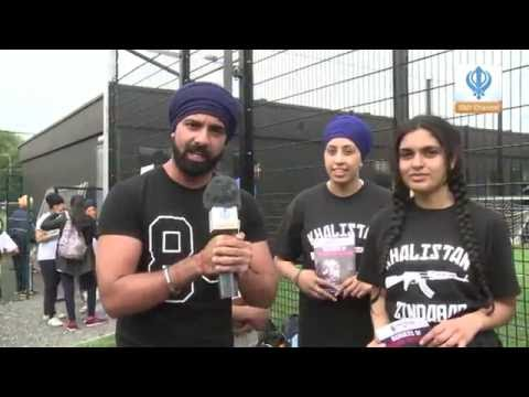 100716 Sikh Channel Sports: Sikh Youth Birmingham, Football Tournament - Part 1