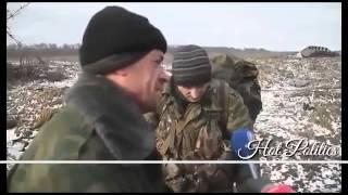 Чеченцы на военных позициях на Донбассе Война на Украине
