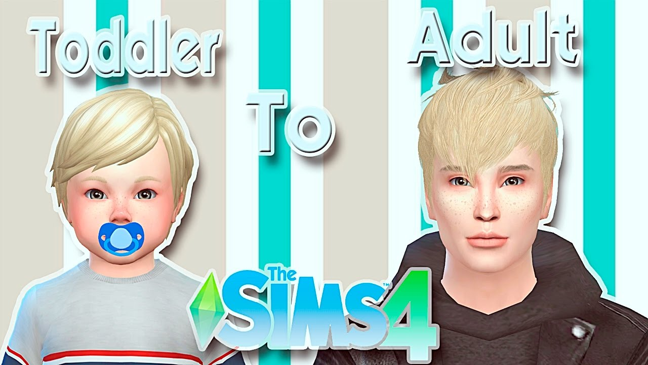 2 adult sims