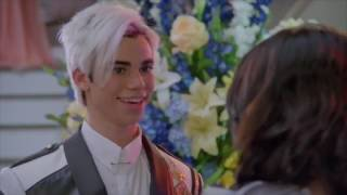 Carlos And Jane Tell Fairy Godmother They're Together  Descendants 2 Clip